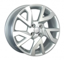 Replica NS124 5.5x15/4x100 D60.1 ET45