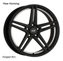 LS Wheels Flow Forming RC01 8x18/5x112 D66.6 ET35